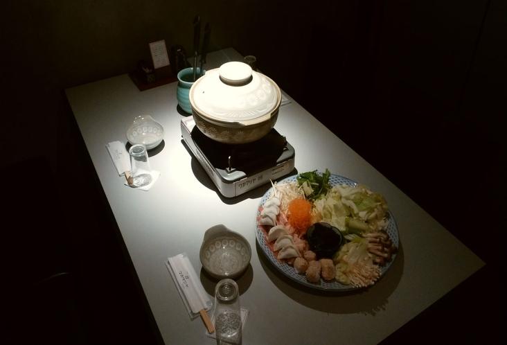 冬の定番鍋料理