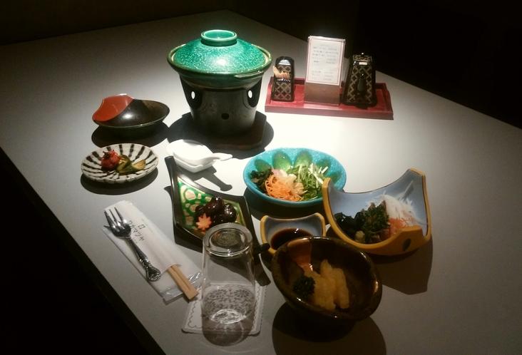 夕食例(秋)