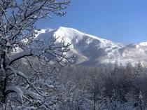 冬のアンヌプリ