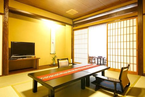 【一般和室】8畳〜20畳☆花・果実の貸切風呂が40分間無料
