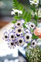季節の生け花