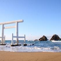 糸島観光(桜井・二見ヶ浦)