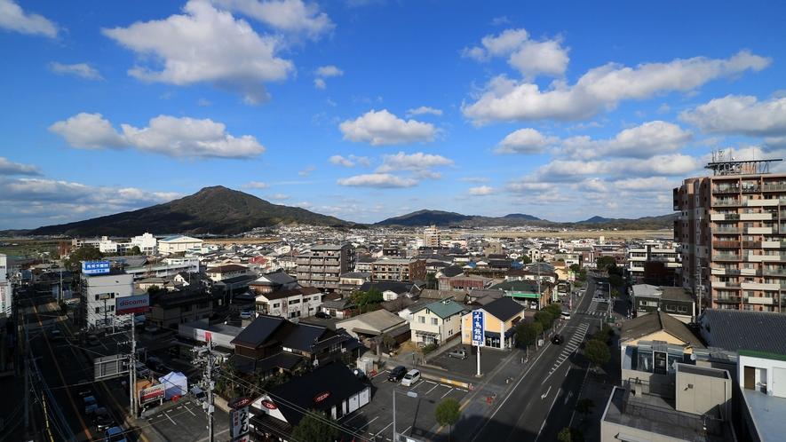 屋上からの眺望1