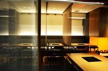 1階レストラン『獅子丸』店内③