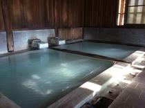 小島旅館・男性浴室