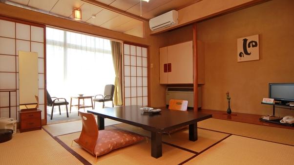 和室8畳(トイレ付き)【Wi-Fi 無料】