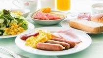 朝食【洋食】イメージ