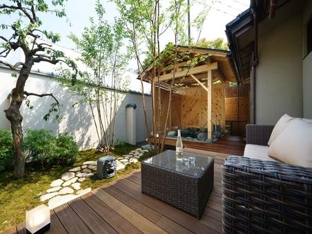 【禁煙】梅香〜青石・露天風呂付き客室12.5畳+7.5畳