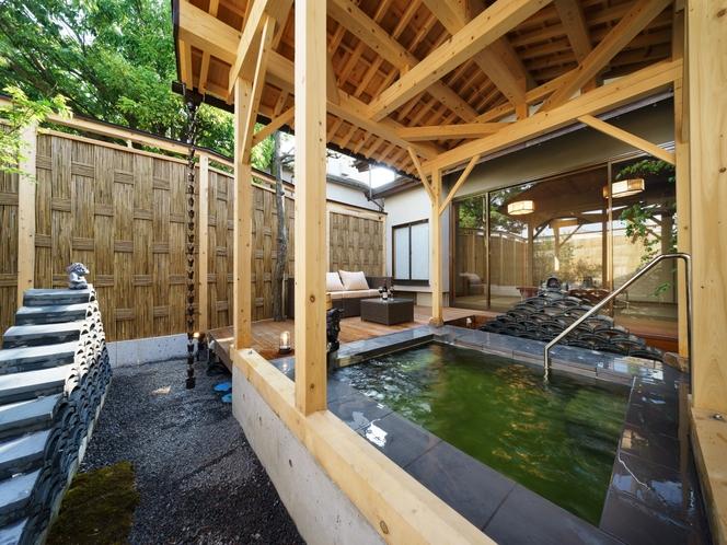 「松月」露天風呂付客室