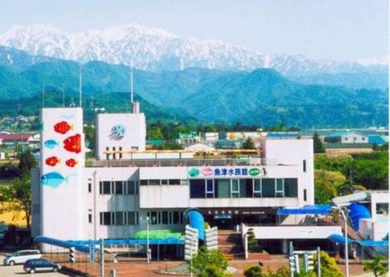 日本で最古の水族館を見に行こう!『魚津水族館入場券付』プラン[朝食付]