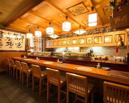 「ホテル推薦!」富山といえばやっぱりお鮨♪お鮨屋さんでご夕食プラン[夕食&朝食付]