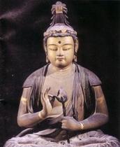 聖観音菩薩坐像