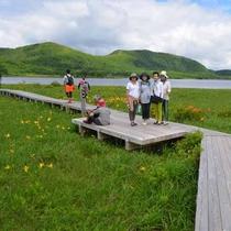 *[周辺観光]雄国沼のトレッキング