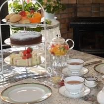*[スイーツ一例]季節やイベントに合わせたデザートを手作りしています