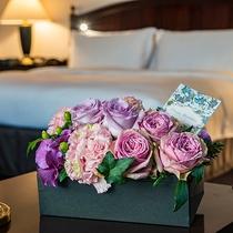 花束やアレンジメント 等リクエストにお応えします★ 詳細はホテルまでお問い合わせください。