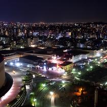 【客室からの夜景 福岡の街並み】イメージ