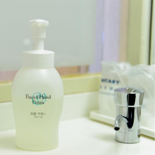 洗顔手洗いフォーム