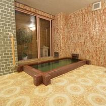 *【女湯5】天然温泉【ピント湯】です。少し小さめの浴室となります。