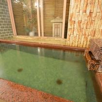 *【女湯3】浴室は男女1つずつ。天然温泉宮津温泉ピント湯】含硫黄ナトリウム塩化物泉です。