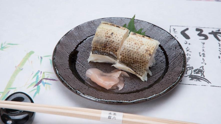 *【夕食一例】宮津で獲れた、旬の食材をふんだんに使用したお料理をご用意します。