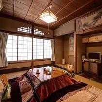 *【和室6畳BT付】木造の趣をお楽しみください。