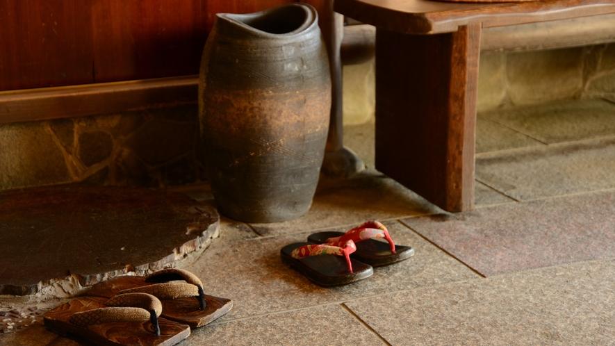 *【館内】享保年間創業以来の伝統を守る純和風旅館です。