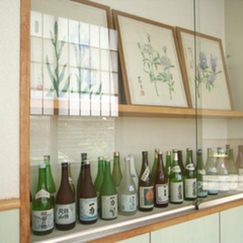 山形の酒造展示