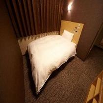 ◆コンパクトシングルルーム 14㎡ ベッドサイズ1200×1950