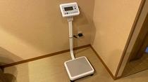 ◆【男性/女性】『TANITA』大浴場 体重計