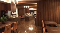 ◆【Hatago】1階レストラン 朝食営業時間6:30~9:30(9:00最終入店)席数:47席