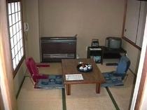 和室シングルユースゆったりバスタブ付・LAN完備