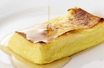 大人気朝食メニューのフレンチトースト