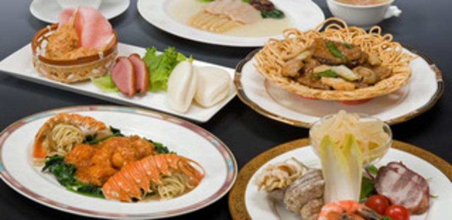 四川コース料理