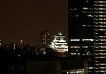 【大阪城】