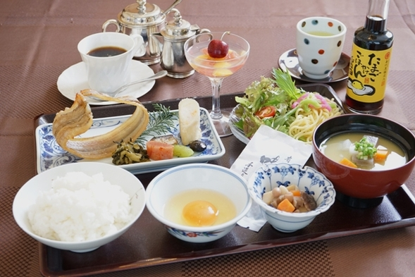 【禁煙】Basic 朝食付きプラン♪