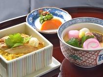 茶碗蒸しが人気♪長崎穴子蒸し寿司セット