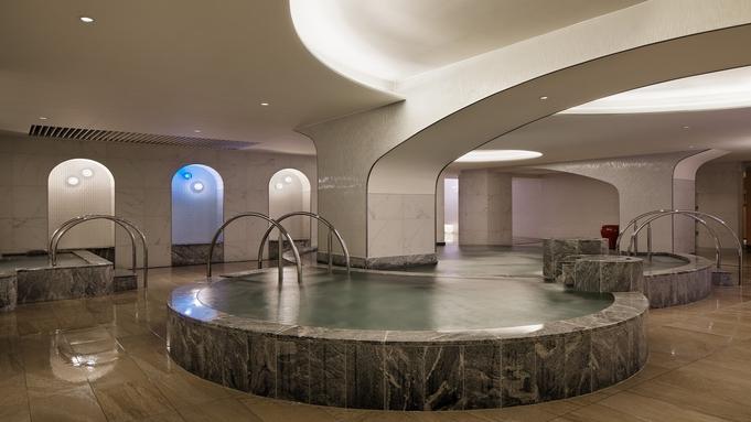 【楽天トラベルセール】〜SPA「華頂」で天然温泉やサウナを楽しむ〜 デラックスステイ