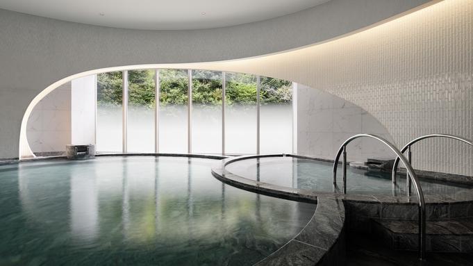 【期間限定価格】〜京都最大級のSPA「華頂」天然温泉でウェルネスなひと時を〜 デラックスステイ
