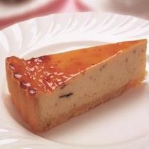 都ホテル特製チーズケーキ