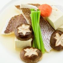 【食の都大感謝祭/ランチ】真鯛のちり蒸し