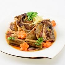 【食の都大感謝祭/ランチ】真鯛のアラ炊き