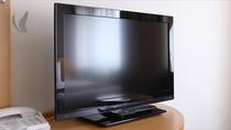 液晶テレビ(全客室)
