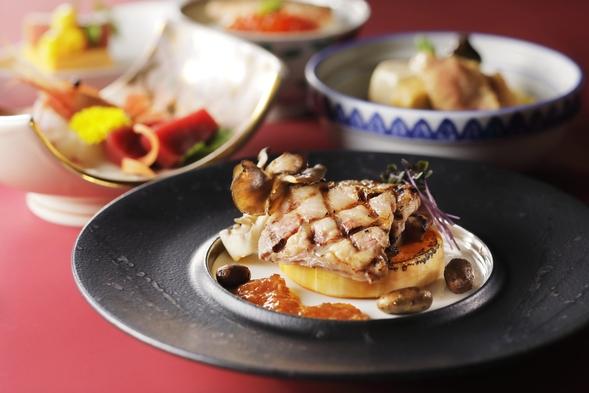 【和食・中華】チョイスディナープラン(朝食付)※予約時に夕食内容をチョイス!