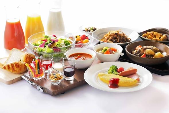 【楽天トラベルセール】〜日頃のご愛顧に感謝〜北の味覚たっぷりの朝食付プラン