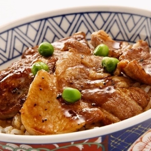 【2食付】帯広名物♪豚丼御膳付プラン