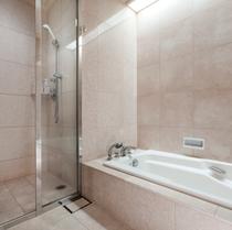 ジュニアスイート 浴室