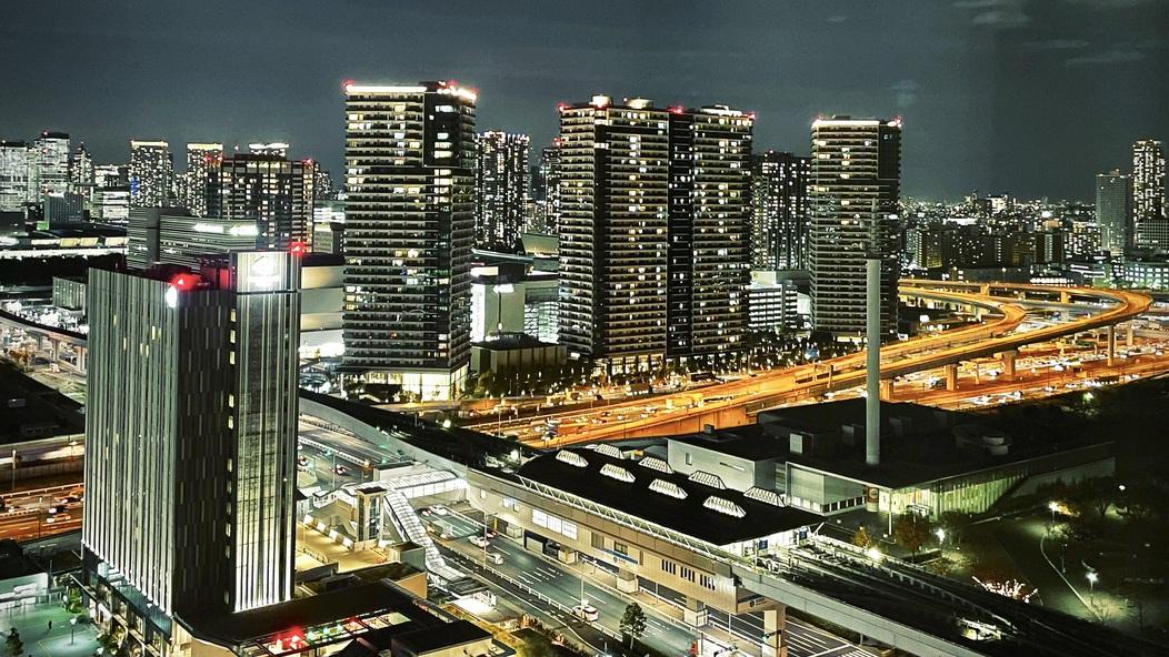 ホテル景観 (都心側)
