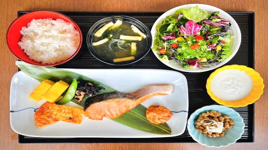 和定食 ※写真はイメージです。メニュー内容は変更になる場合がございます。