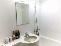 バスルーム ツインルーム       平成26年11月 バスルームをリニューアルしました