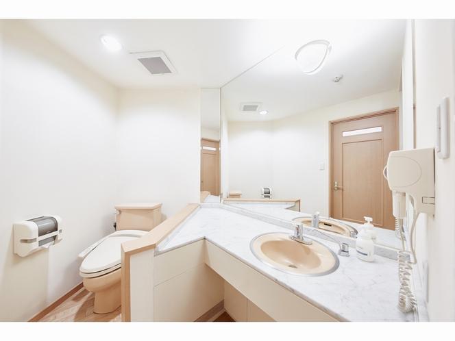 [本館]洗面・トイレ